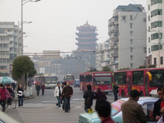 Wuhan_Yellow Crane Tower from Shouyi Square.JPG